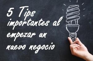 5 tips para abrir un negocio